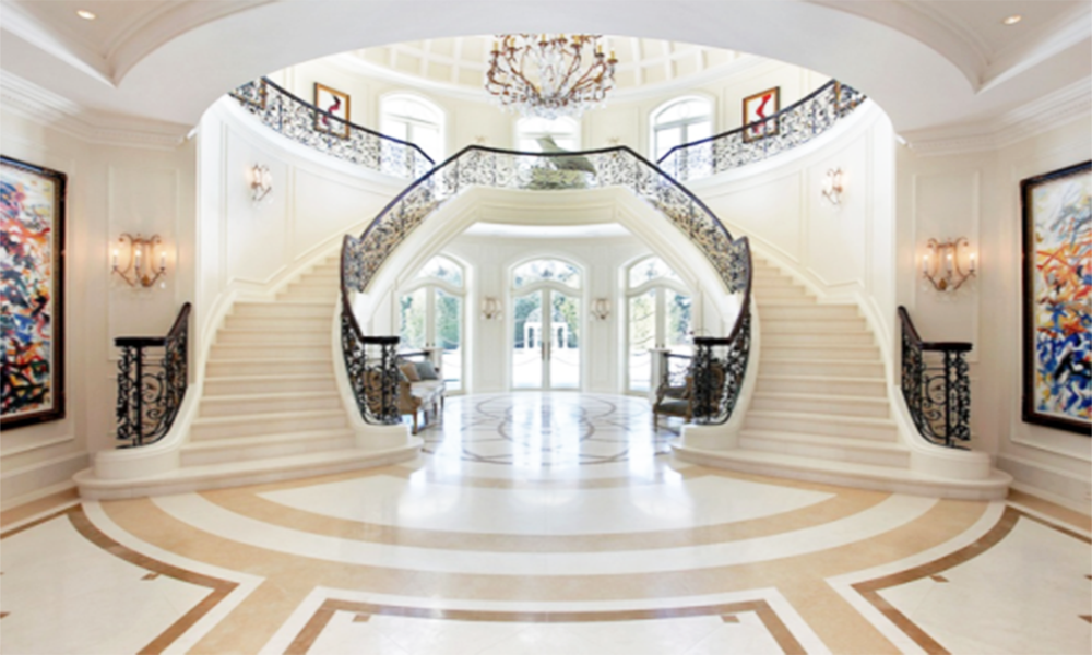 10 mind blowing royal luxury lifestyle dual stairs