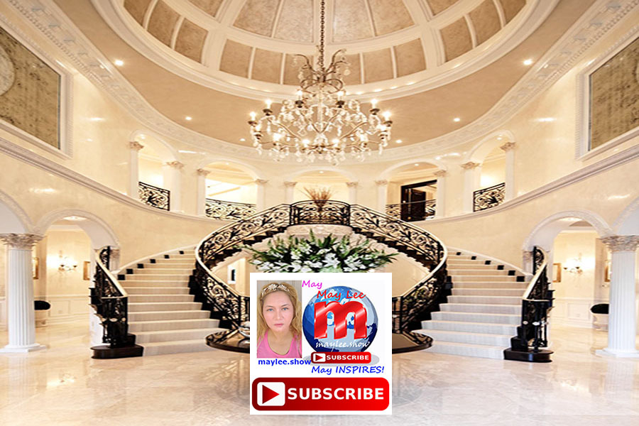 10 worlds most luxurious royal double stairs