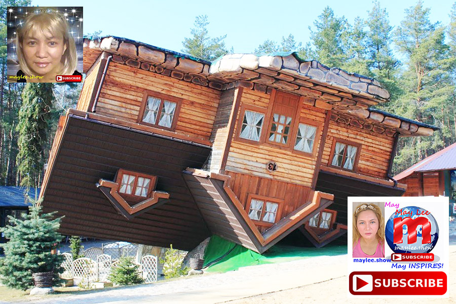 11 luxury homes built upside down actually exist