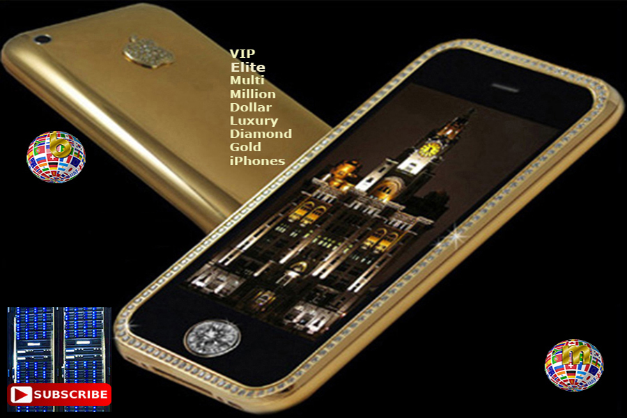 1 gold diamond luxury iphones laptops cars 12 hours relaxing music nature sounds scenery tech
