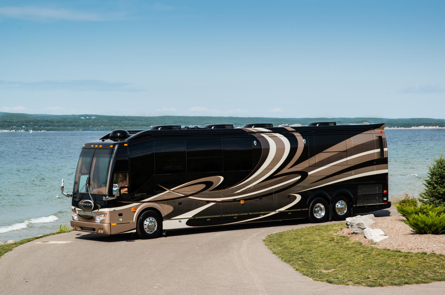 1 mind blowing motor rv homes luxury rvs