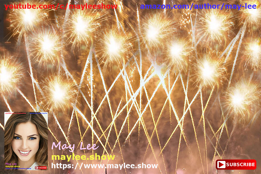 25 million luxury fireworks worlds most expensive ever on luxury music official videos youtube may lee channel