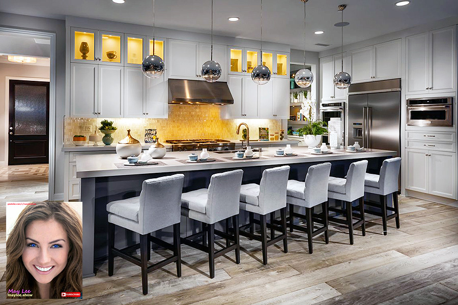 2 big ideas to improve your kitchen look stunningly beautiful