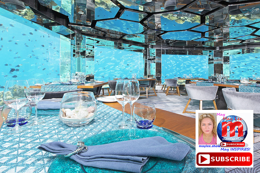 3 coolest under sea water world luxury resorts