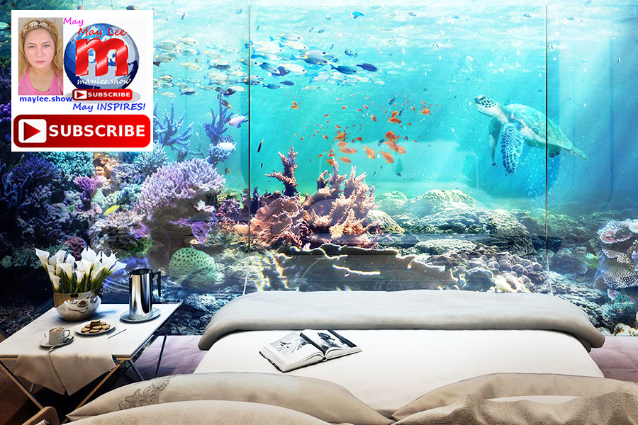 4 coolest under sea water world luxury resorts