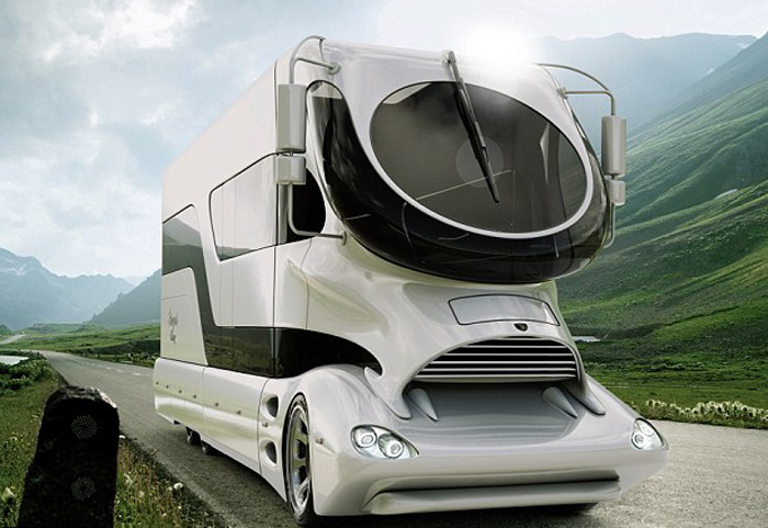 4 mind blowing motor rv homes luxury rvs