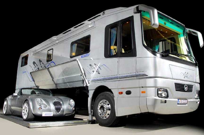 4 top luxury rvs most expensive rv motor homes