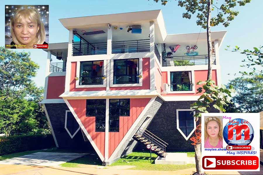 5 luxury homes built upside down actually exist