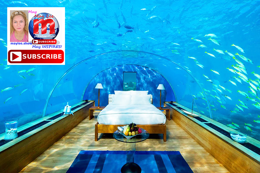 6 coolest under sea water world luxury resorts