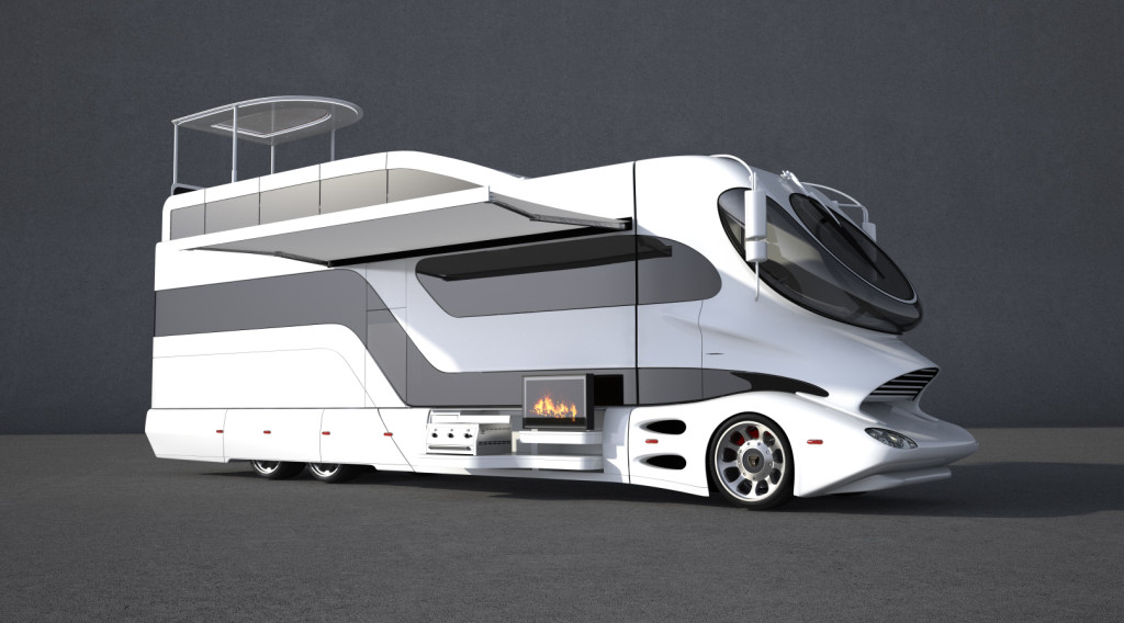 6 top luxury rvs most expensive rv motor homes