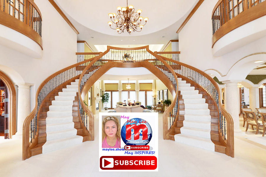 6 worlds most luxurious royal double stairs