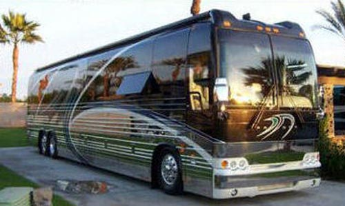7 top luxury rvs most expensive rv motor homes