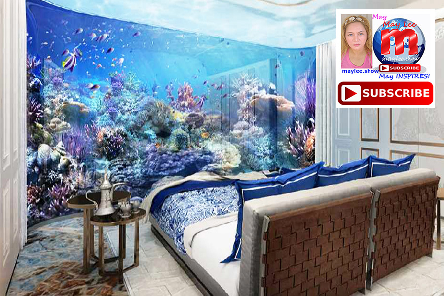 8 coolest under sea water world luxury resorts