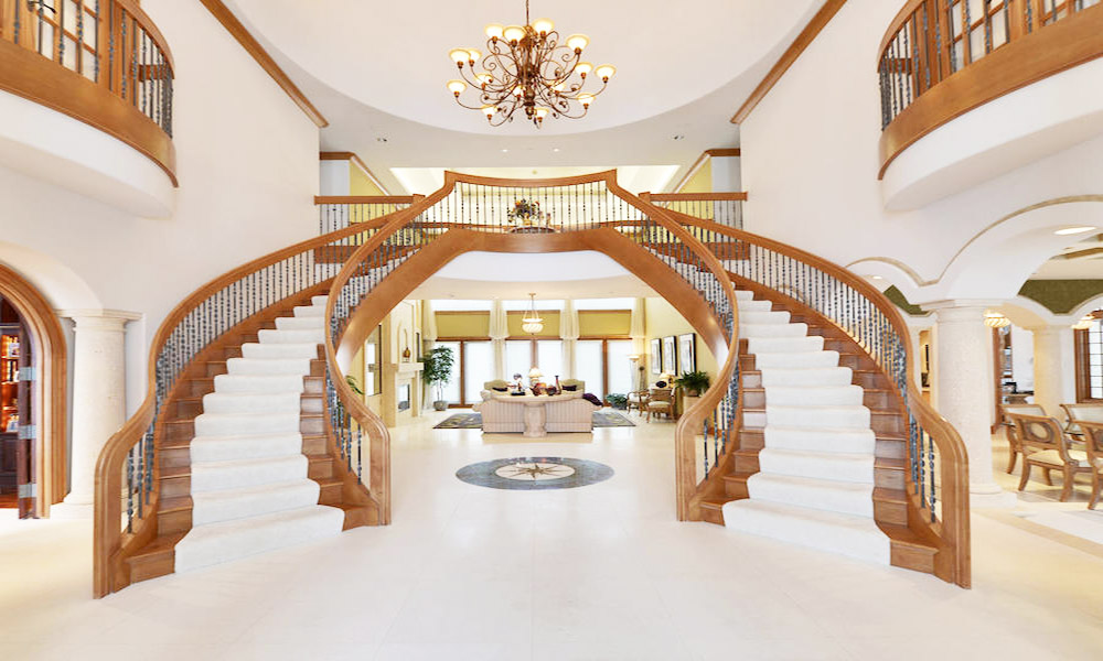 8 mind blowing royal luxury lifestyle dual stairs