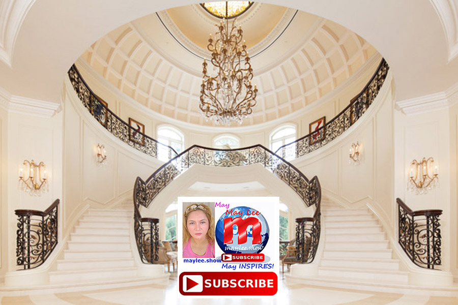 8 worlds most luxurious royal double stairs