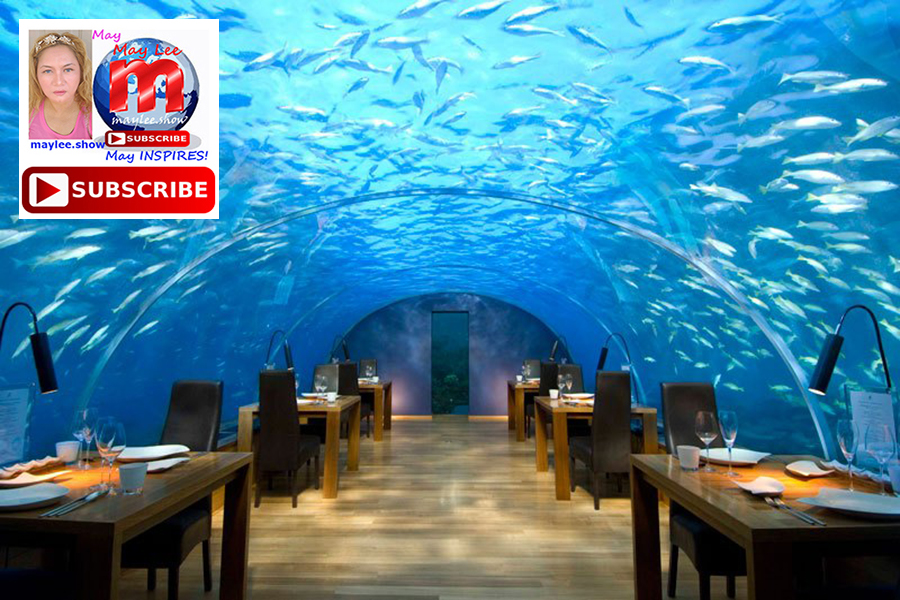 9 coolest under sea water world luxury resorts