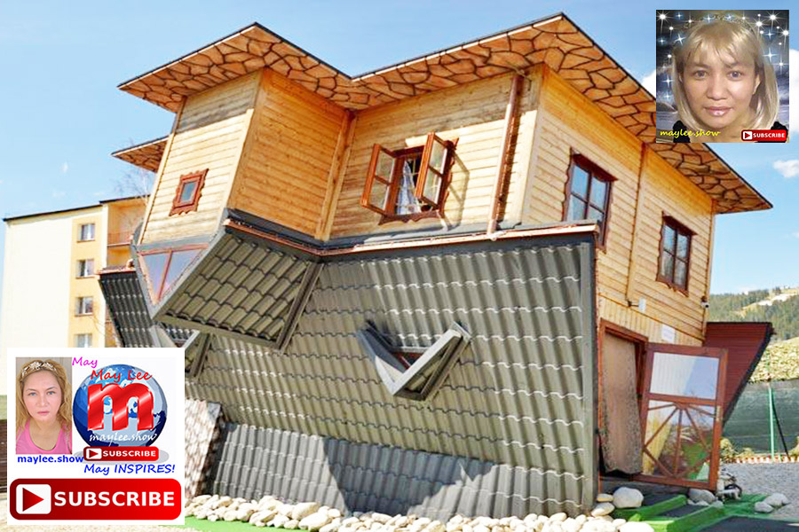 9 luxury homes built upside down actually exist