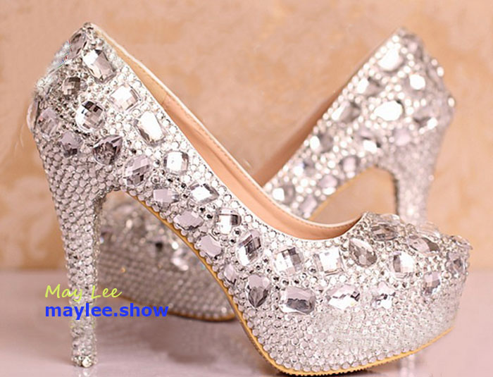 9 maylee.show luxury brands most expensive gold diamond shoes