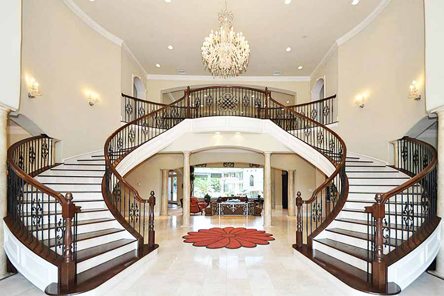 9 mind blowing royal luxury lifestyle dual stairs