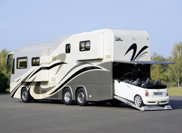 9 top luxury rvs most expensive rv motor homes