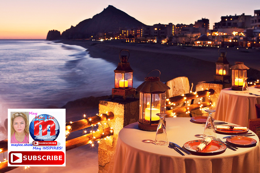 candle light luxury dinners by the shores