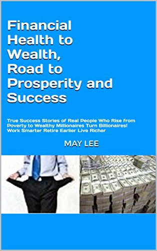 financial health to wealth road to prosperity and success