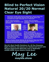 Blind to Perfect Vision Natural 2020 Normal Clear Eye Sight