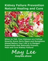 Kidney Failure Prevention Natural Healing and Cure