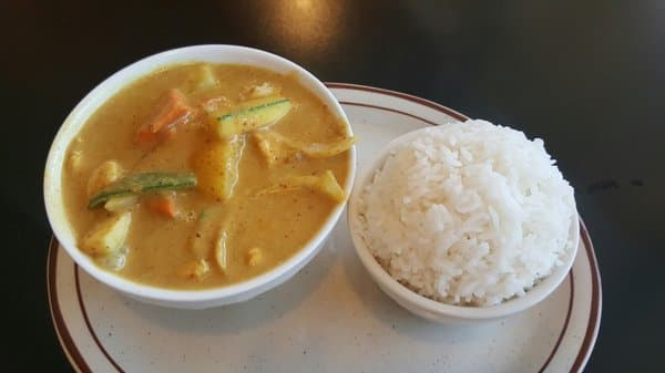 hottest red curry