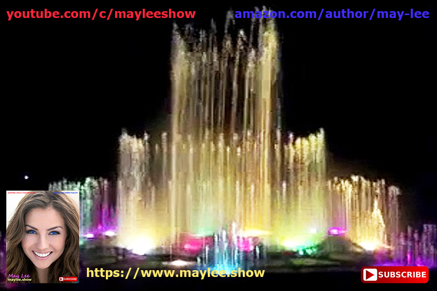incheon south korea. most beautiful paradise luxury fountains 5 attracting 25 million subscribers youtube may lee