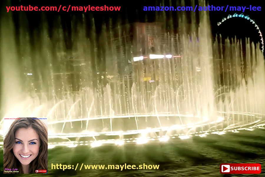 las vegas usa exquisitely gorgeous luxury paradise fountains 1 attracting 25 million world subscribers youtube