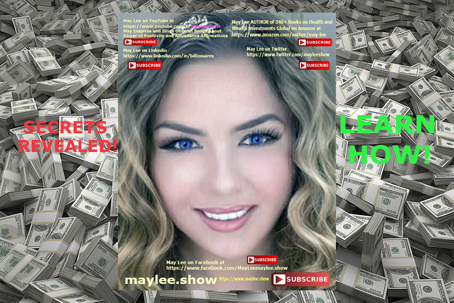 may lee life and time original song money abundance millions billions affirmation music secrets revealed learn how