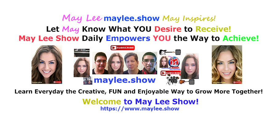 may lee maylee.show youtube channel subscribe attracting 25 million subscribers usa global now